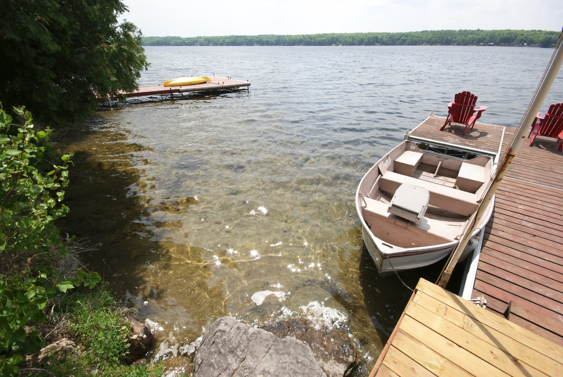 Water Levels   Bobs & Crow Lake Association